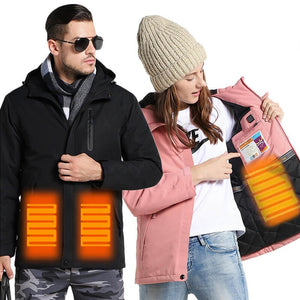 Electric Heated Jacket For Men &Women