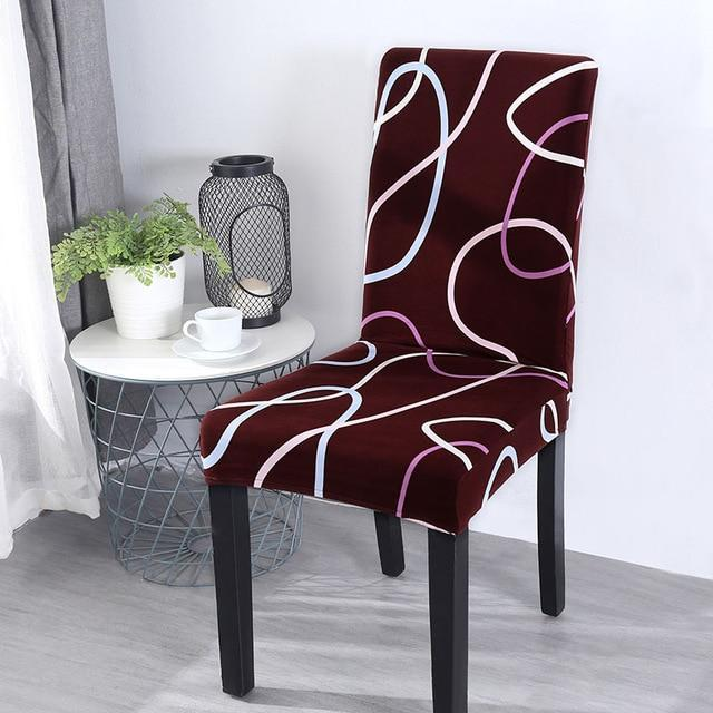 Universal Dining Chair Covers|Stretch Decorative Chair Covers ,Slipcovers