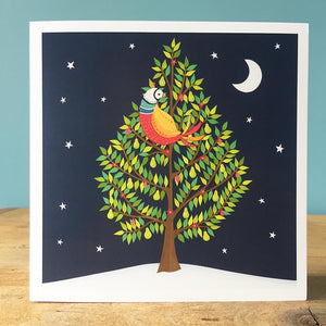 The Paper Partridge - Christmas Card