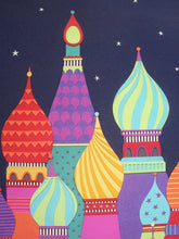 Load image into Gallery viewer, They Dreamt of Spires - Fine Art Print, St Basil's Cathedral