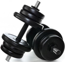 Load image into Gallery viewer, Adjustable Dumbbell Set 48lbs DIGxFIT