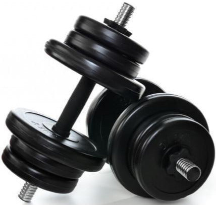 Adjustable Dumbbell Set 48lbs DIGxFIT