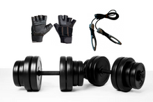 Load image into Gallery viewer, 114 lbs Dumbbell Set DIGxFIT
