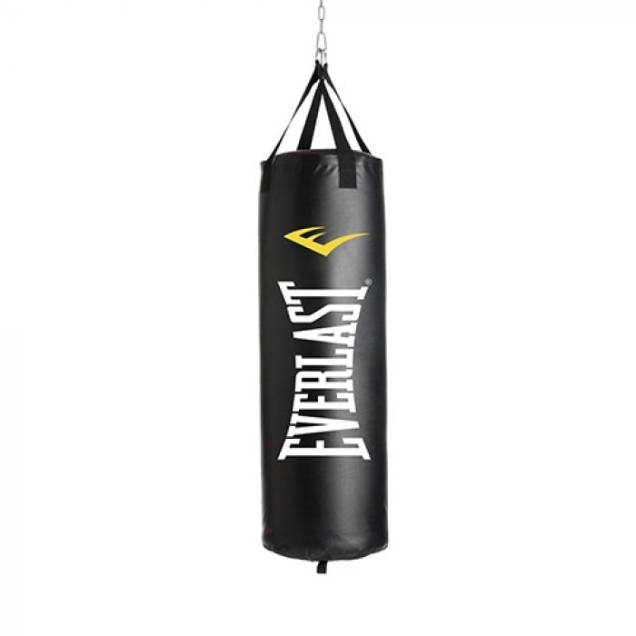 Heavy Punching Bag Black