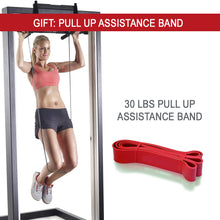 Load image into Gallery viewer, Pull Up and Chin Up Bar for Door Gym - Doorway