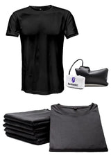 7-Pack Tee with Powered LumbarAir™ Support Unit - Fluid Health and Fitness