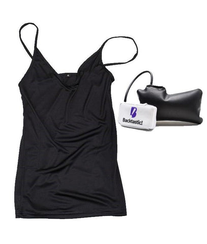 Single Cami with Powered LumbarAir™ Support Unit - Fluid Health and Fitness