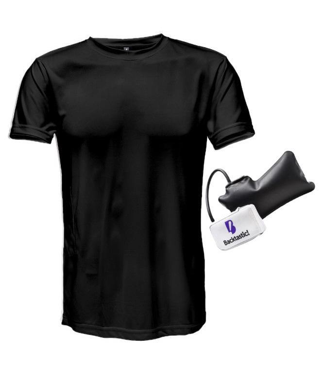 Single Tee with Powered LumbarAir™ Support