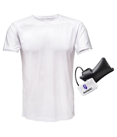 Single Tee with Powered LumbarAir™ Support - Fluid Health and Fitness