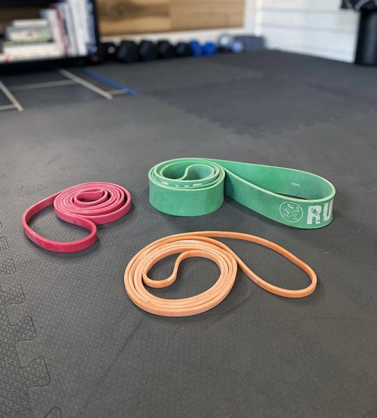 Resistance Bands (Set of 3)