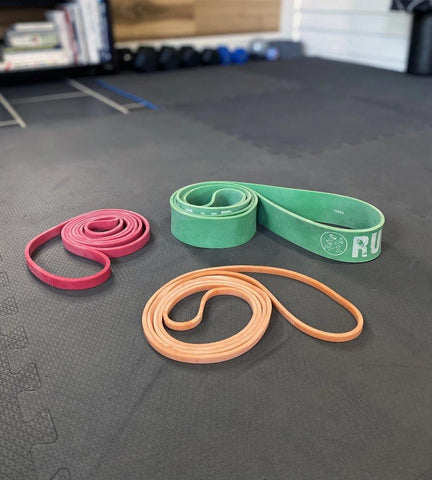 Resistance Bands (Set of 3) - Fluid Health and Fitness