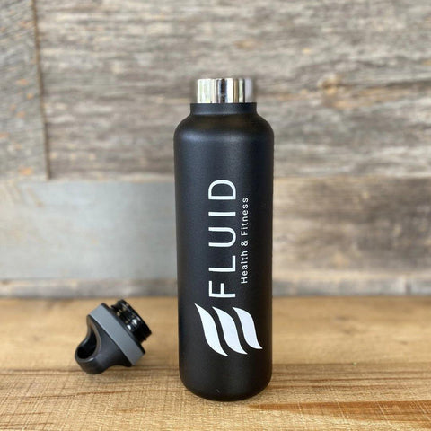 Fluid Water Bottle