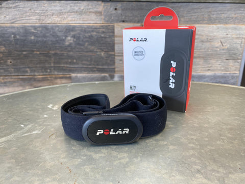 Polar H10 Heart Rate Monitor - Fluid Health and Fitness