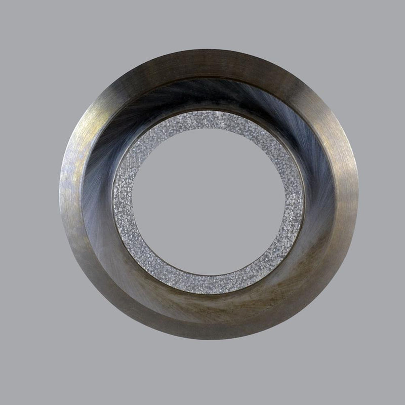 "Onsrud 30-017<br/>1/2"" (12.7 mm) Blade Diameter <br/>HSS Replaceable Ring Type Honeycomb Cutting Blades<br/> Fits: 30-705 Honeycomb Hogger, HRD51646 Screw"