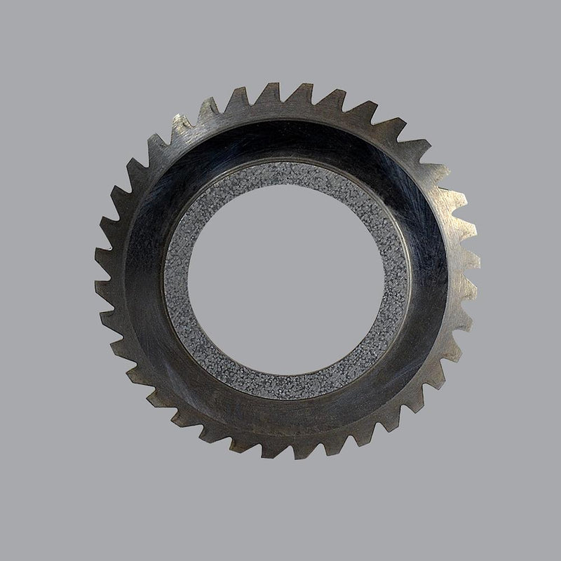 "Onsrud 30-342<br/>4"" (101.6 mm) Blade Diameter <br/>Solid Carbide with Teeth Replaceable Ring Type Honeycomb Cutting Blades<br/>Fits 30-341 Shank Assembly, 30-040-3 Adapter Ring, 30-040-4 Screw"