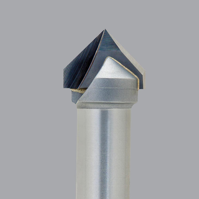 Onsrud 37-62<br/>3/4'' CD x 1/2'' LoC x 1/2'' SD x 2-1/8'' OAL<br/>2 Flute – Carbide Tipped V Bottom