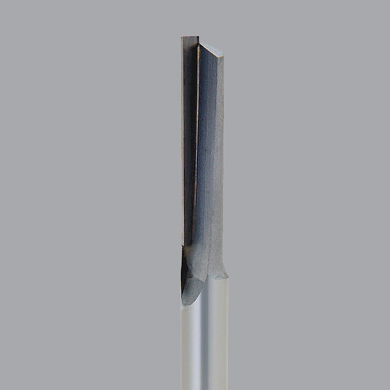 Onsrud 48-007<br/>1/4'' CD x 1'' LoC x 1/4'' SD x 2-3/8'' OAL<br/>1 Flute - Carbide Tipped Straight Router Bits