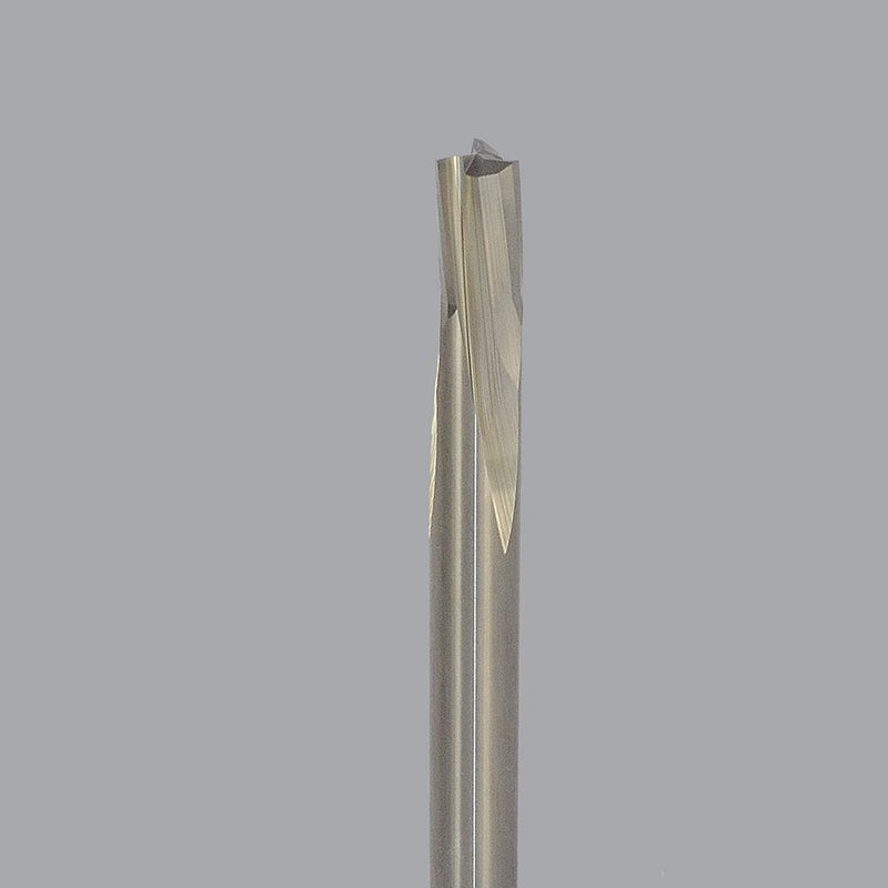 Onsrud 60-252<br/>1/2'' CD x 2-1/8'' LoC x 1/2'' SD x 4-1/2'' OAL<br/>3 Flute – Solid Carbide Downcut Spiral Low Helix Finisher