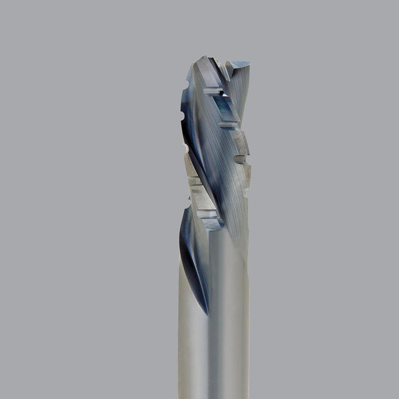 Onsrud 60-372<br/>3/4'' CD x 2-1/4'' LoC x 3/4'' SD x 5'' OAL<br/>3 Flute – Solid Carbide Downcut Spiral Chipbreaker Finisher