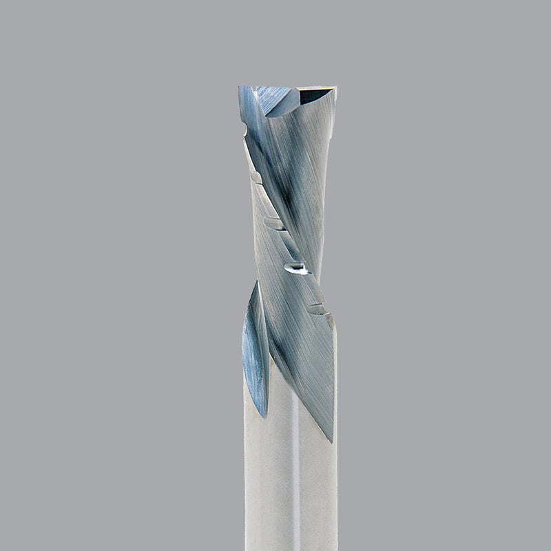 Onsrud 60-958<br/>1/2'' CD x 2-1/8'' LoC x 1/2'' SD x 4'' OAL<br/>2 Flute – Solid Carbide Downcut Spiral Extreme Heavy Duty Chipbreaker/Finisher