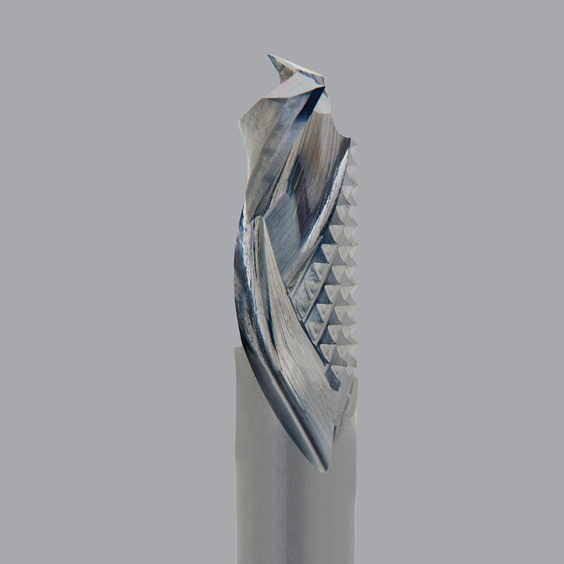 Onsrud 67-428<br/>1/4'' CD x 1'' LoC x 1/4'' SD x 3'' OAL<br/>2 Flutes - Solid Carbide Un-Ruffer for Composite Panels