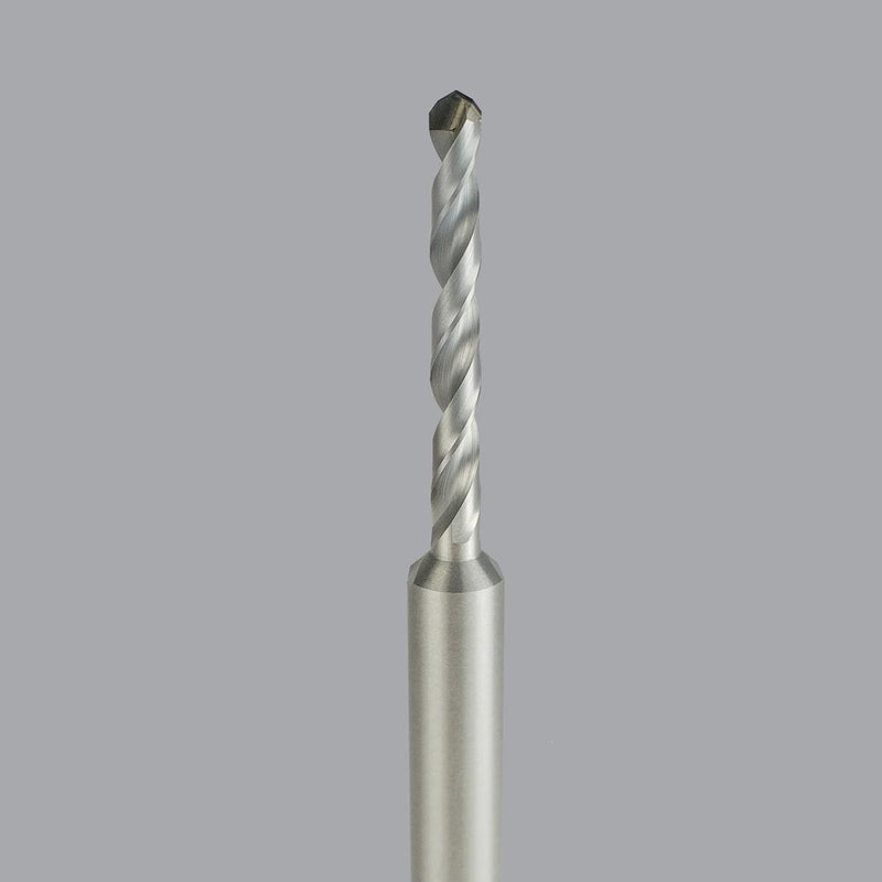 Onsrud 68-910<br/>0.192 CD x 1'' LoC x 1/4'' SD x 3'' OAL<br/>2 Flutes - PCD 8 Facet Drills