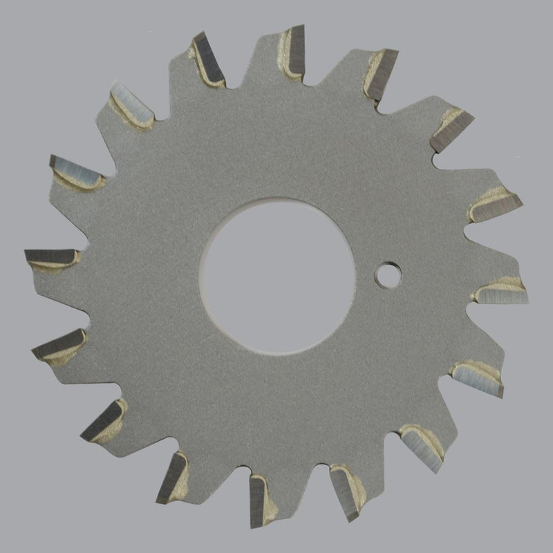 "Onsrud 70-164<br/>3"" CD x 0.095"" Kerf x -5° Rake x 20 Teeth<br/>Carbide Tipped Trim Blade for Hard Plastic, TCG Grind, Fast Feed; Requires 70-180 or 70-181 Arbor"
