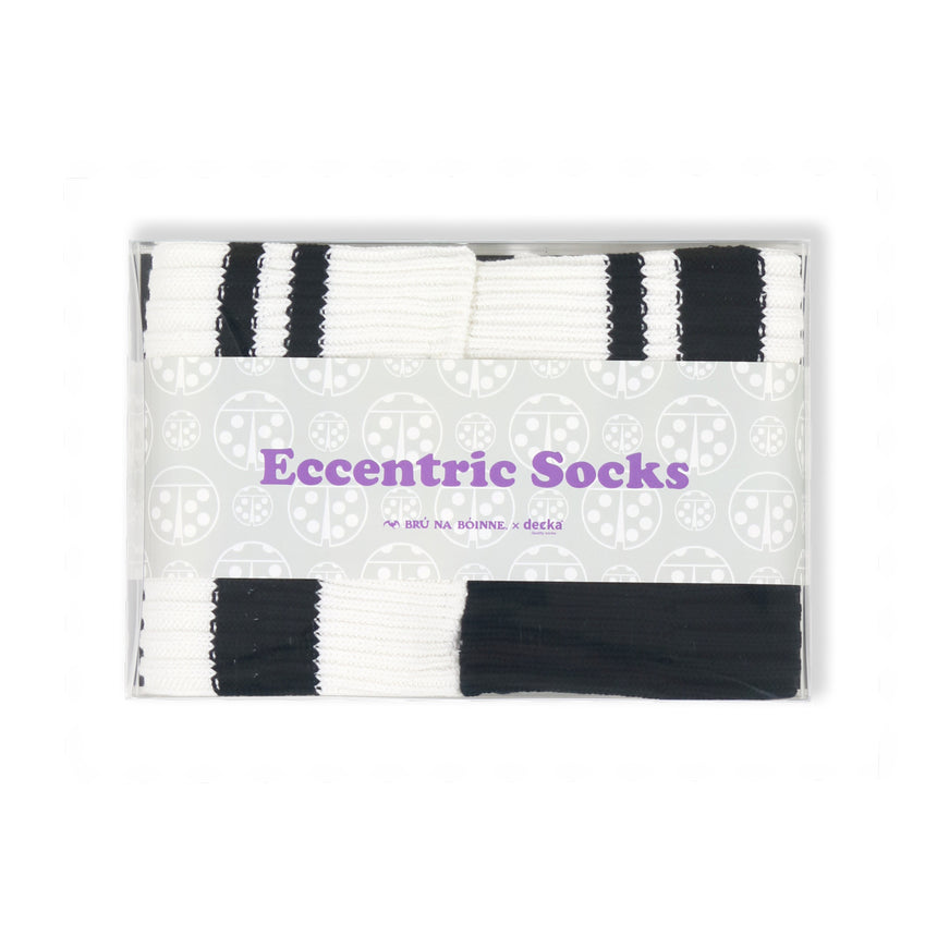 Eccentric Socks / 4pcs Set