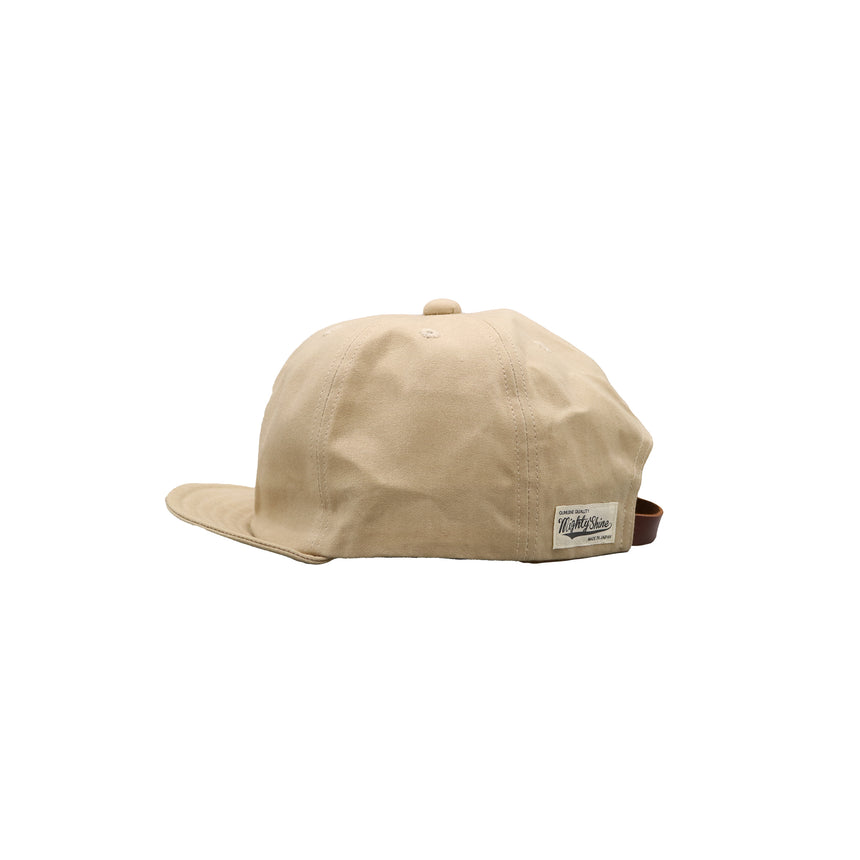 PARAFINE WAPPEN BRIDGE CAP / Beige
