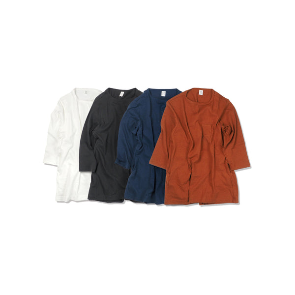 3 Pockets T-Shirt / Long Sleeves