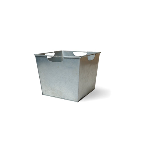 Steel Storage Box Square