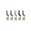 Cased Heavyweight Plain Socks -3rd Collections-