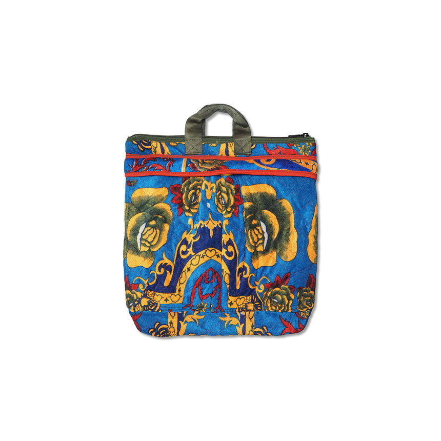 Mao's Helmet Bag / Blue