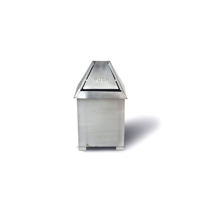 Table Top Dustbin Natural