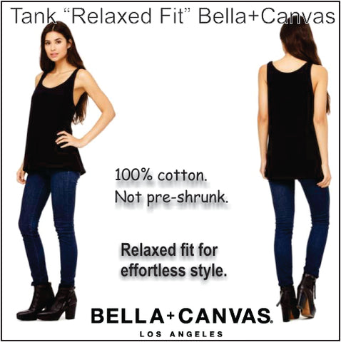 Bella+Canvas Relaxed Fit Tank Top