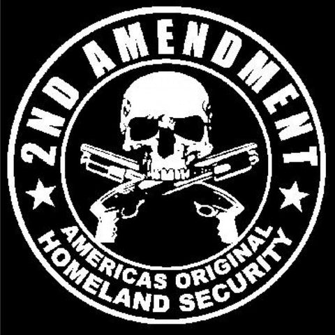 """2nd Amendment"" T-Shirt"