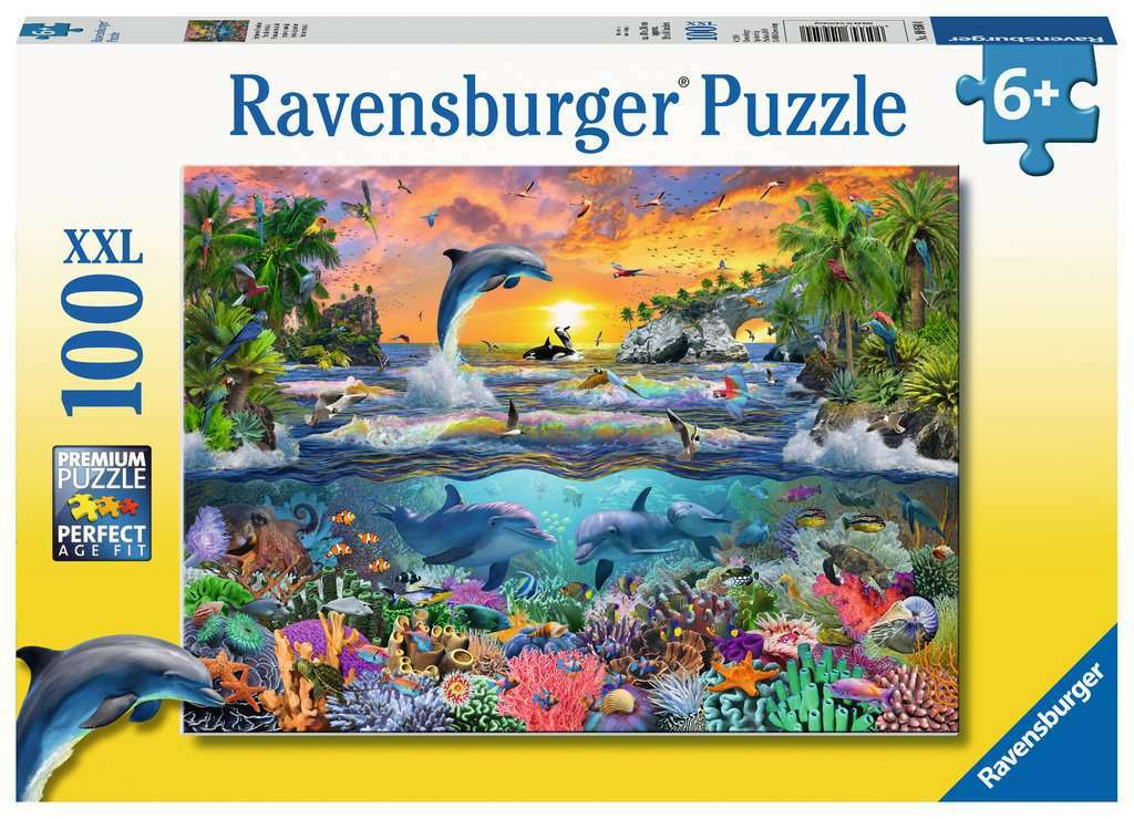 Tropical Paradise 100 pc