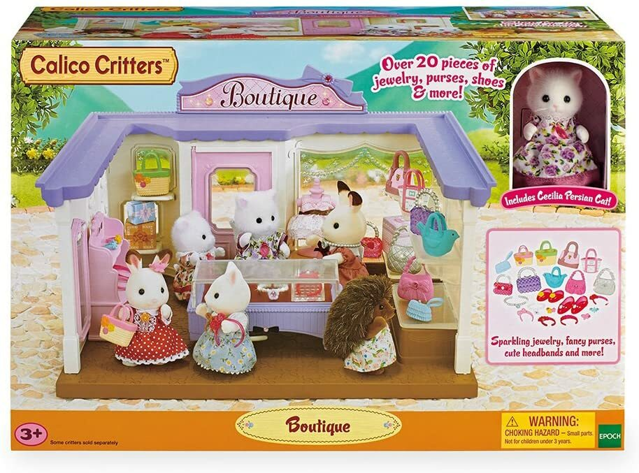 Boutique calico critters