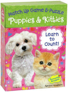 Puppies & Kitties Match Up
