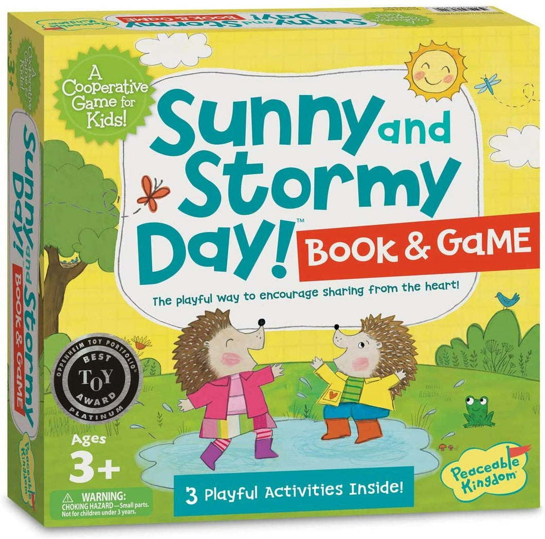 Sunny and Stormy Day!