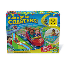 Load image into Gallery viewer, Ride'N Slide Coasters