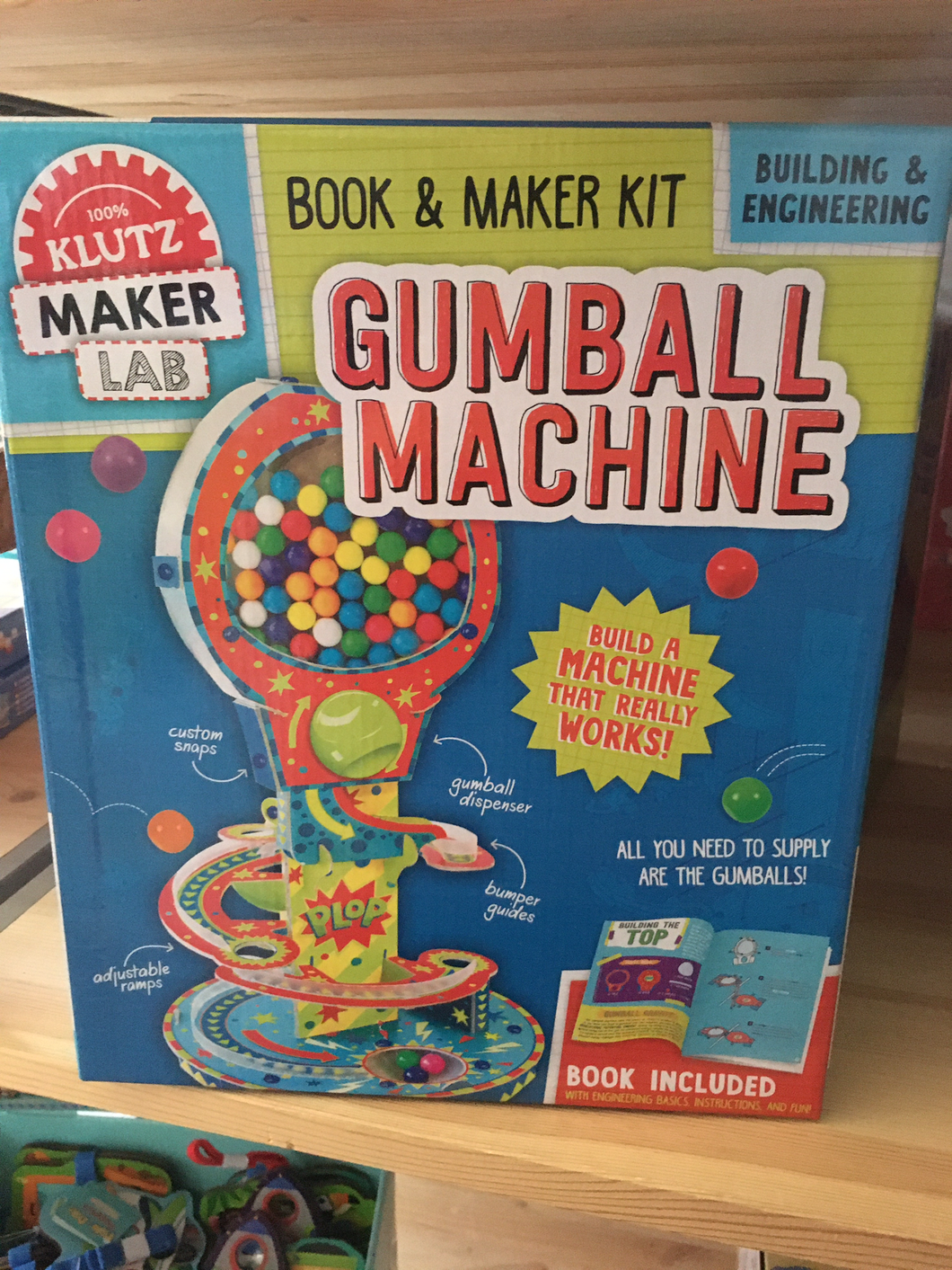 Build Your Own Gumball Machine