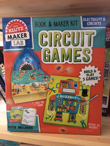 Build & Play Circuit Games