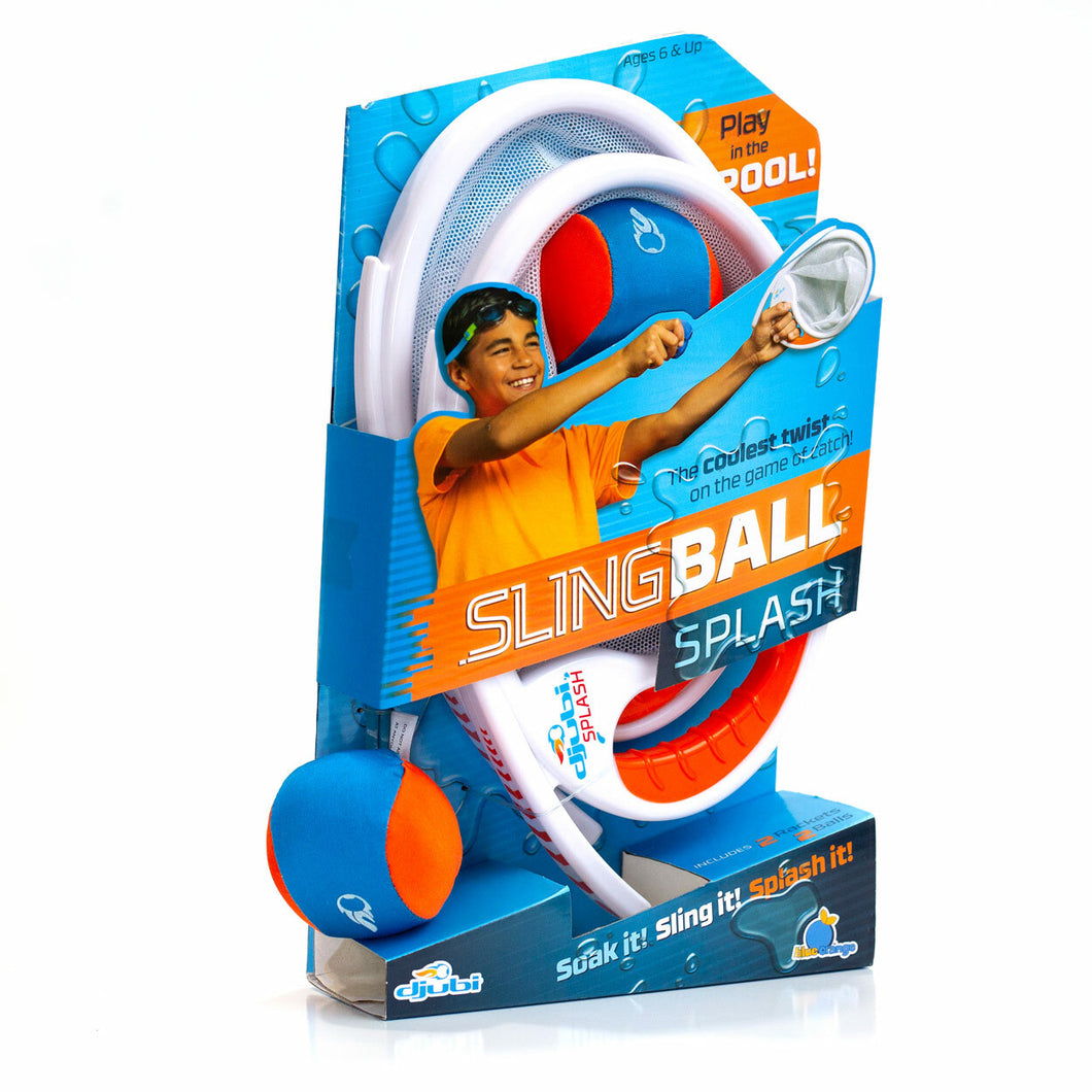 Djubi SlingBall Splash