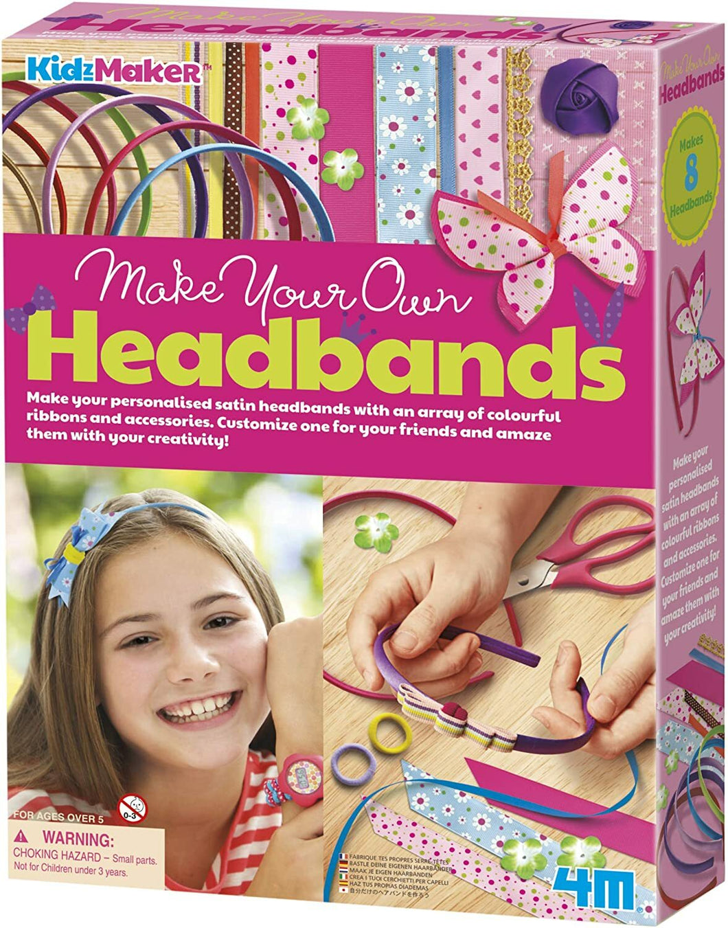 Make Your Own Headbands