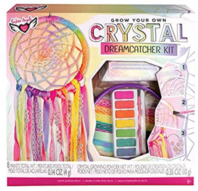 Crystal Dreamcatcher Kit