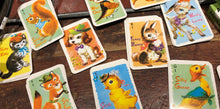 Load image into Gallery viewer, Animal Rummy Card Game