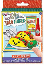 Load image into Gallery viewer, Taco Dinner Mini Clay