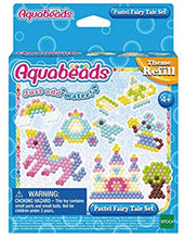 Load image into Gallery viewer, Aquabeads Pastel Fairy Tale Set