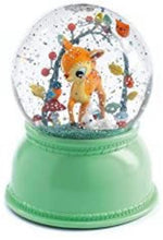 Load image into Gallery viewer, Fawn Snow Globe Nightlight